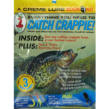 Crappie Book-Kit