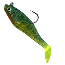Spoiler Shad Swimming Bait 3""