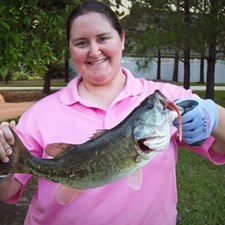 "Carla, FL using 4"" Scoundrel"