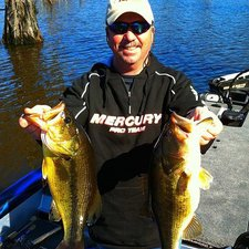 A couple over 5# on the creature Mike Clark
