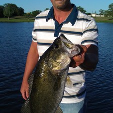 Rickey Parish Lk Athens, TX 7.75 lb STC8000