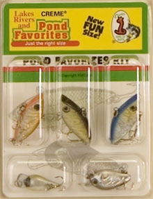 Pond Favorites Fun Size Kit